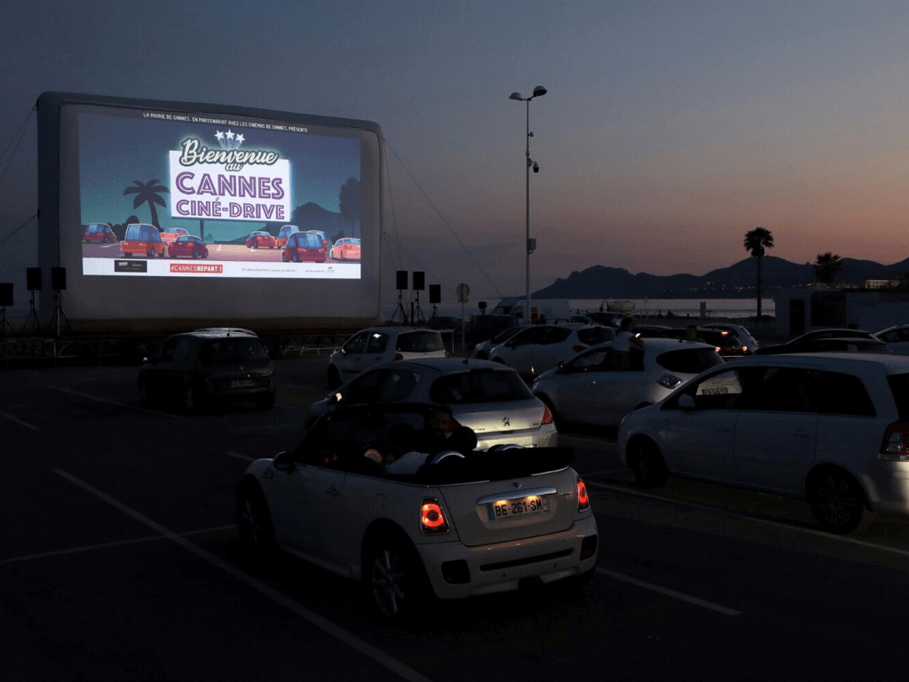 Islamabad's First-ever Drive-in Movie Theater Is Coming!