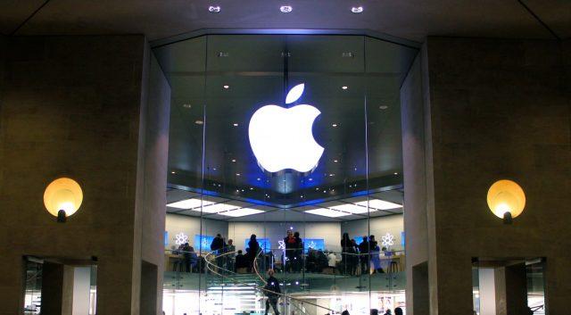 Apple's App Store Small Business Program.