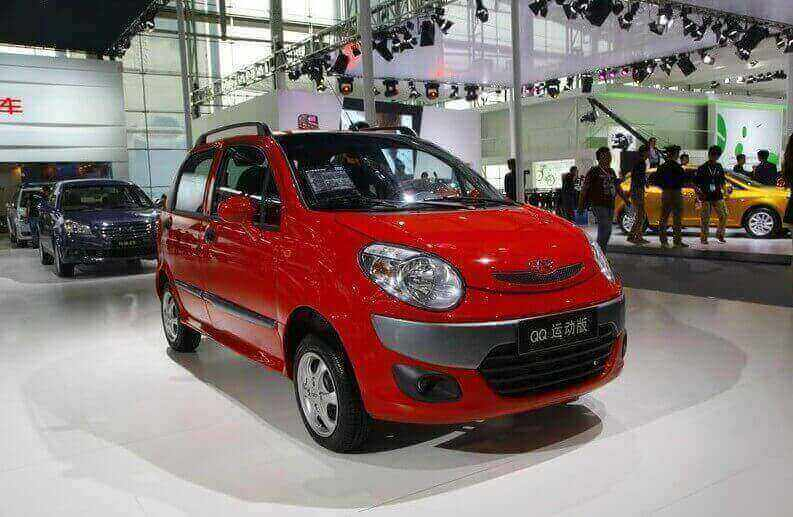 Chery QQ Set To Be Revived By United Motors In Pakistan