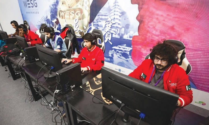 National E-Sports Tournament Announced in Pakistan!