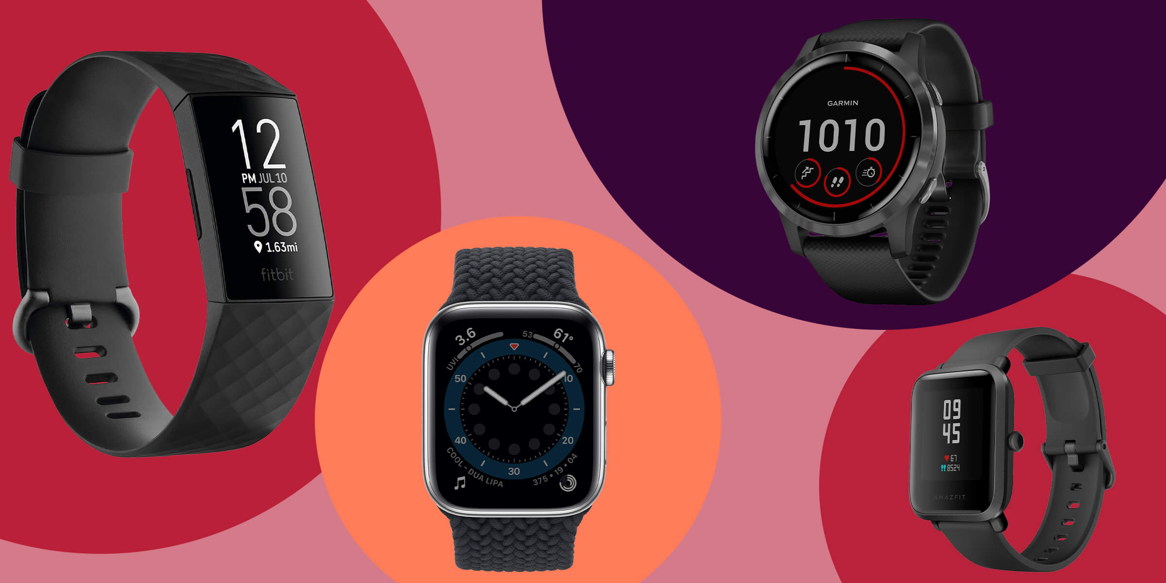 Cheap Smartwatches And Fitness Trackers Available In Pakistan