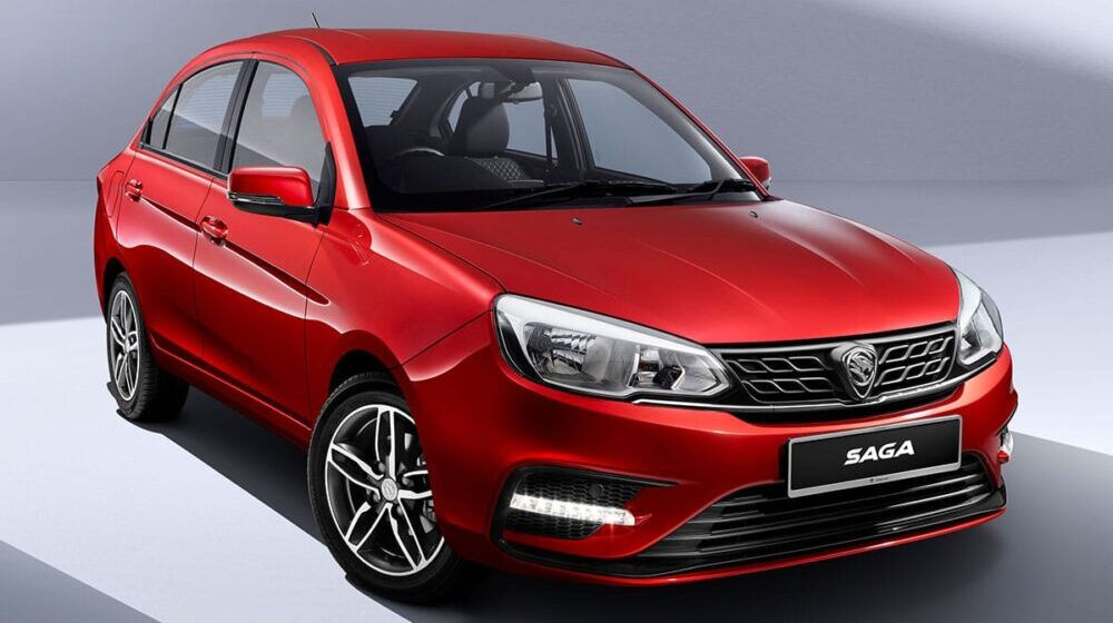 Explore All About The Newly launched Proton Saga: Price & Specs