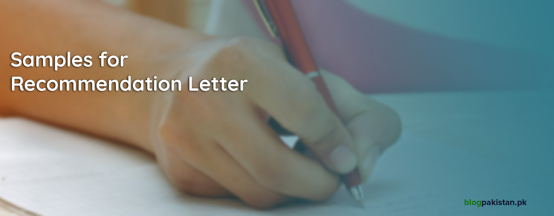 Samples Of Recommendation Letter For Professional Use