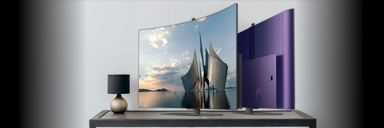 Without Speakers, This 8K Smart TV Produces Sound