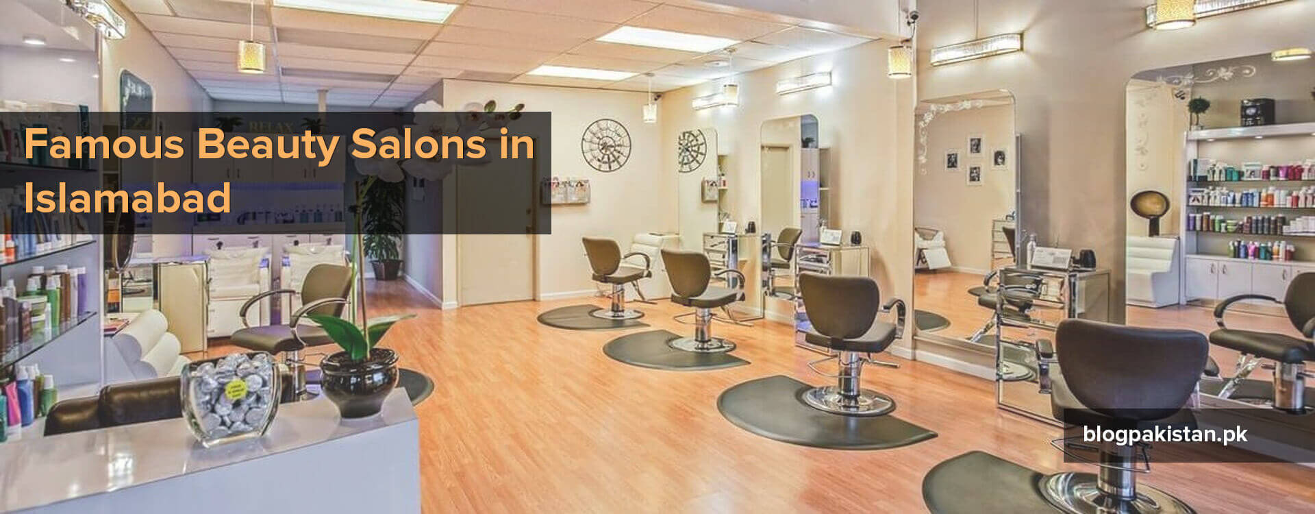 beauty salons in Islamabad