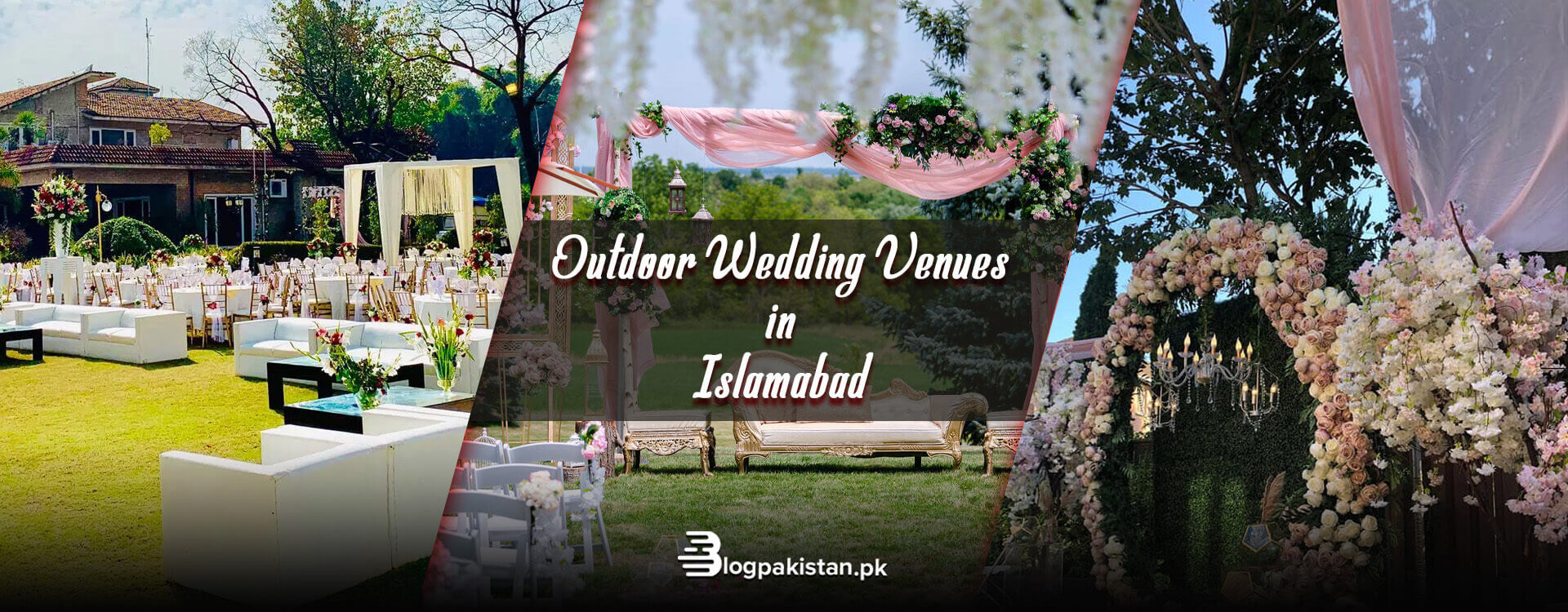 outdoor wedding venues in Islamabad