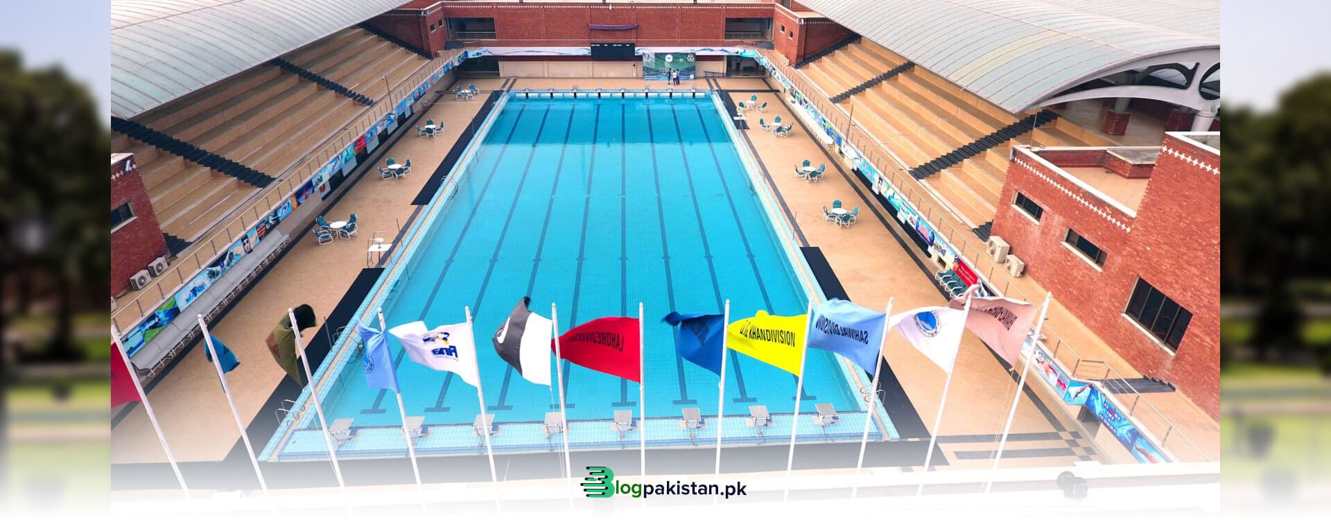 swimming pools in Lahore
