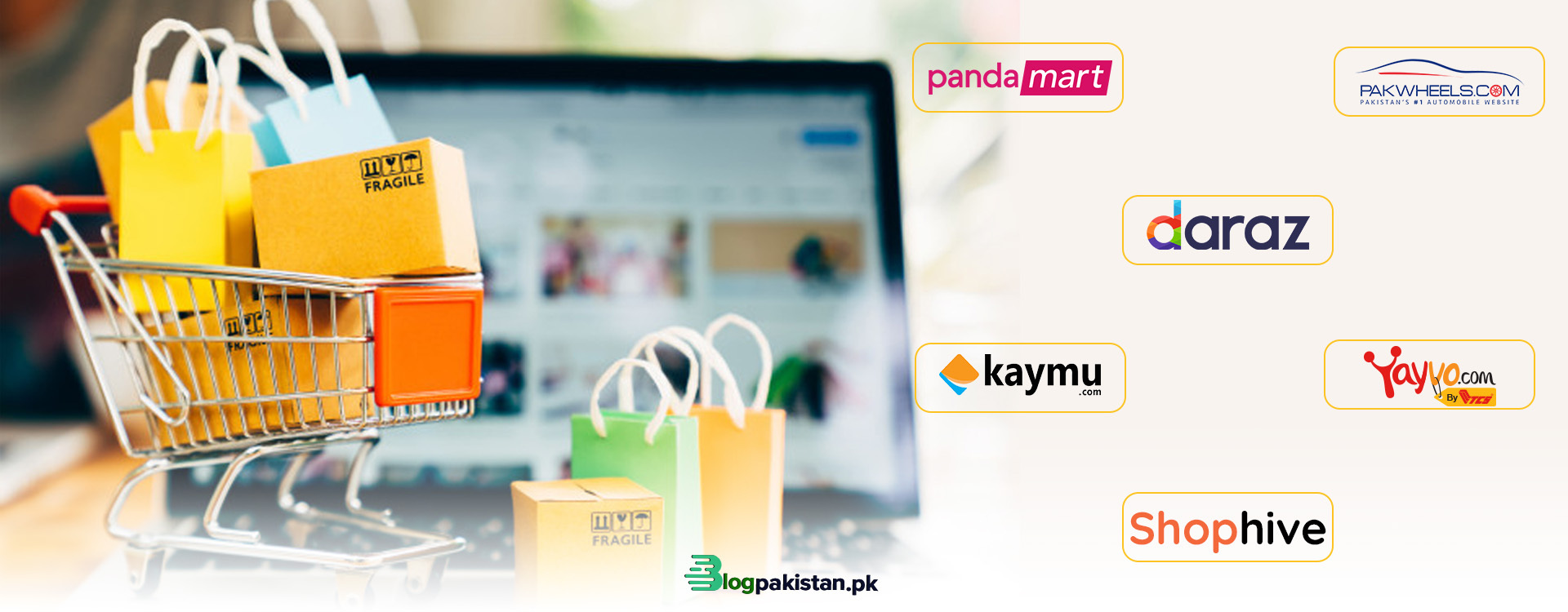 e-commerce stores in Pakistan