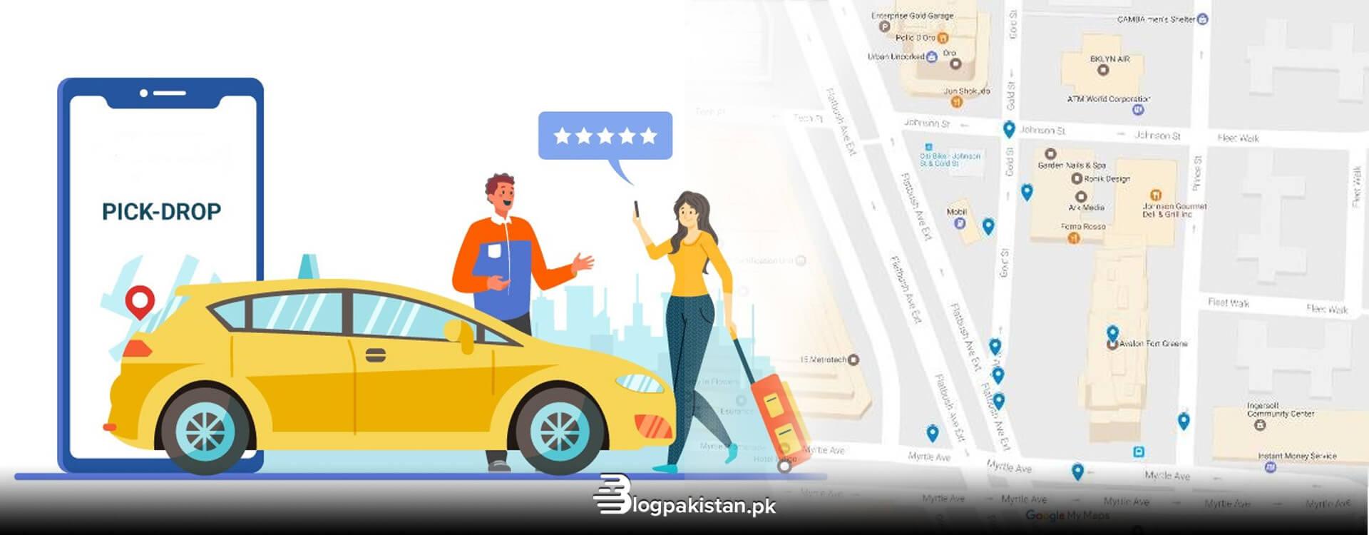 Pick & Drop service in Islamabad, pick & drop service in Rawalpindi.