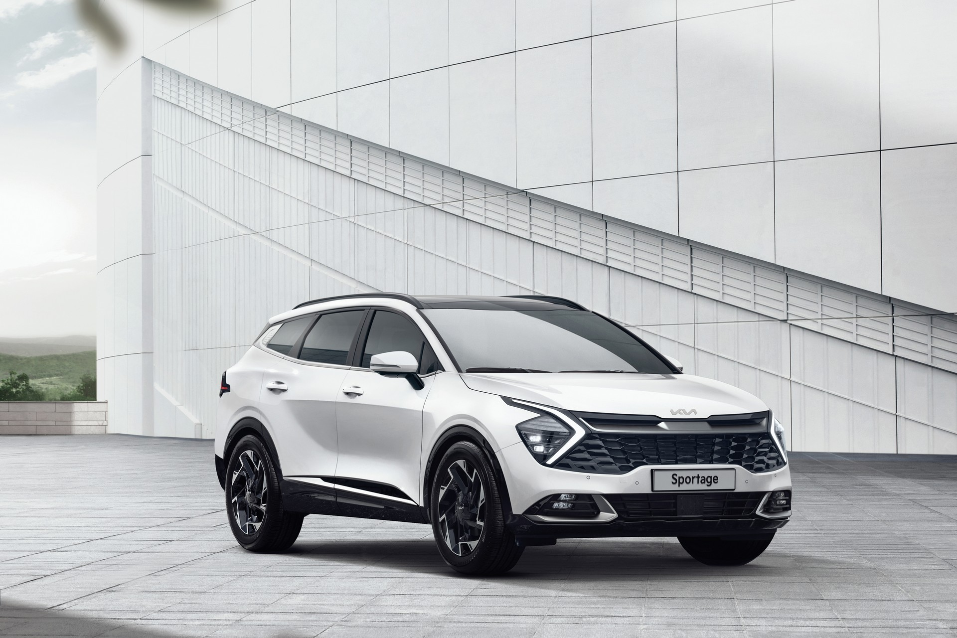 The KIA Sportage 5th Generation Has Been Revealed & it's Really Stunning