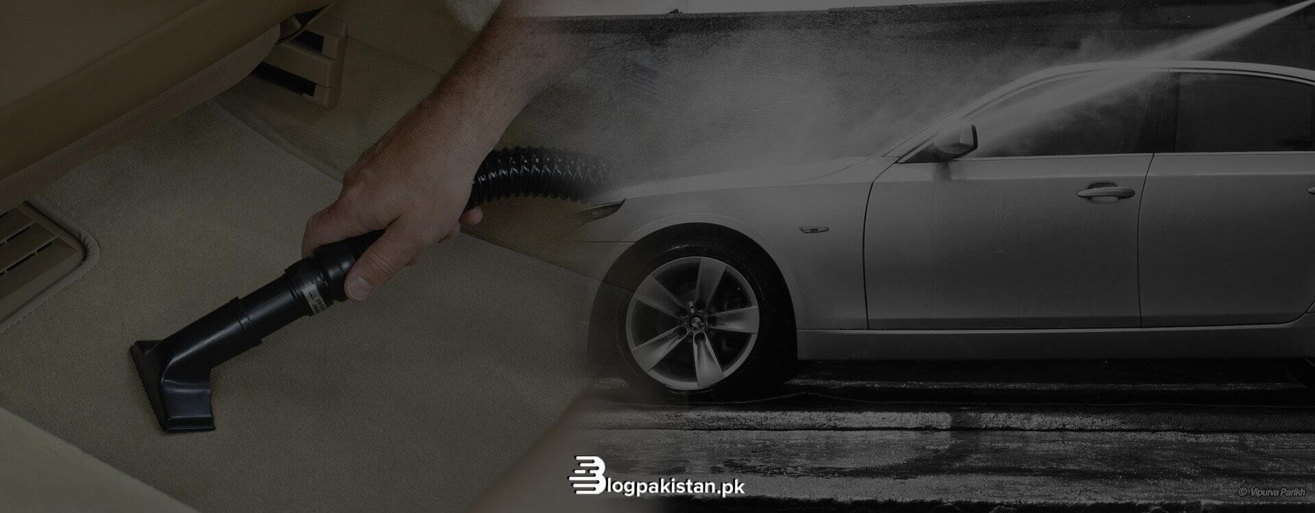 car detailing in Islamabad
