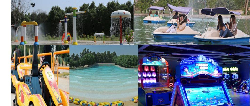 The Oasis Golf and Aqua Resort