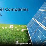 Solar company in Karachi, best solar companies in Karachi