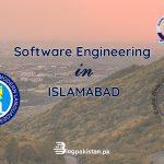 Universities offering Software Engineering in Islamabad