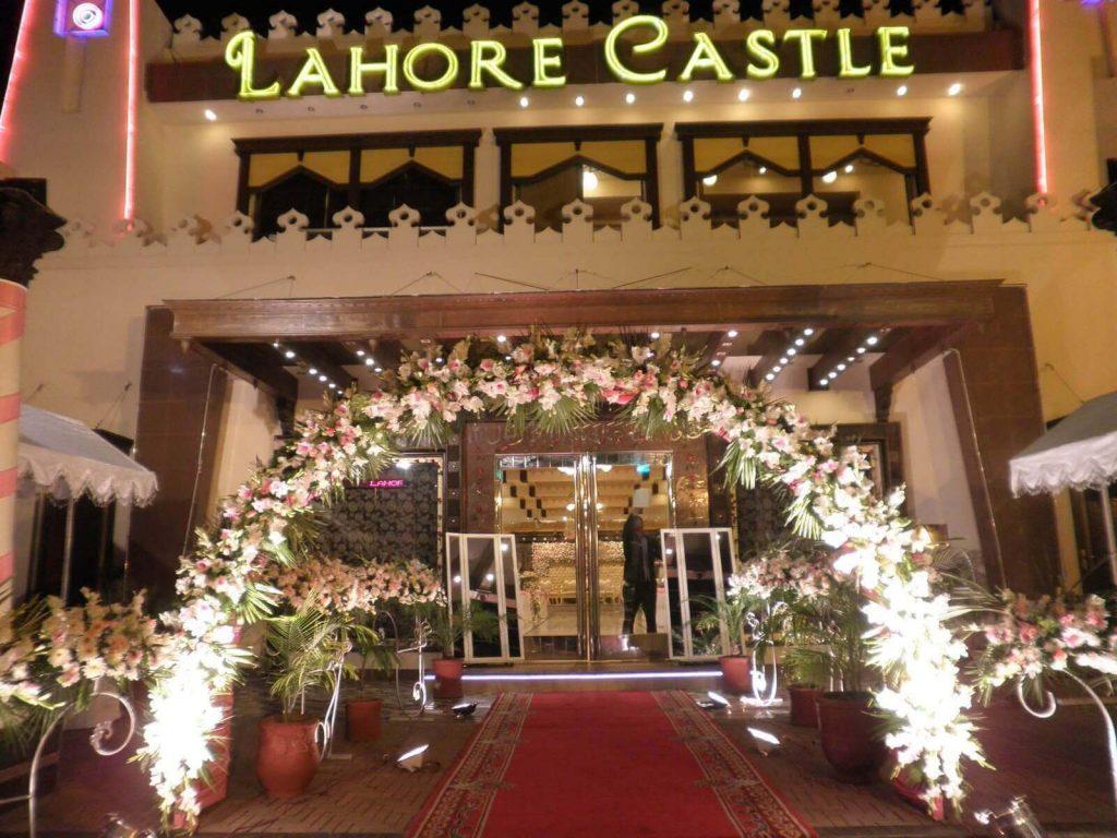 Lahore Castle Banquet Hall