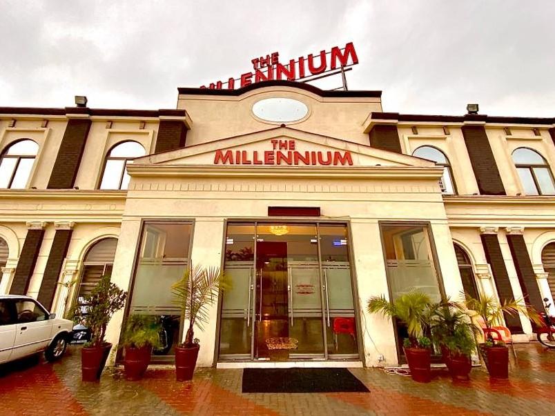 Milllennium Marquee