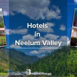 hotels in Neelum valley