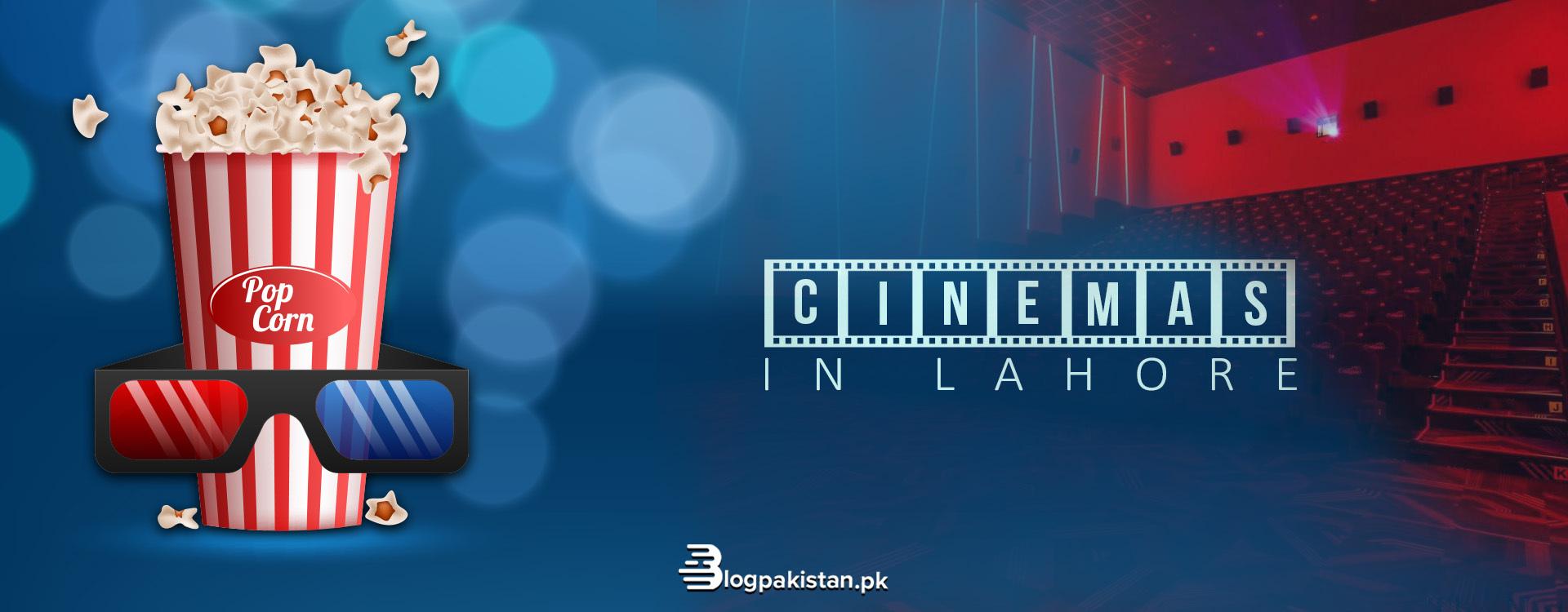 cinemas in Lahore.