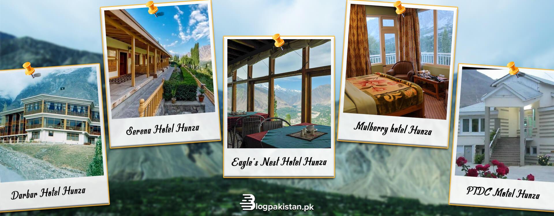 12 Luxury Hotels in Hunza Valley Pakistan: Rent & Contact Details