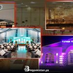 Marquees and Marriage Halls in Lahore