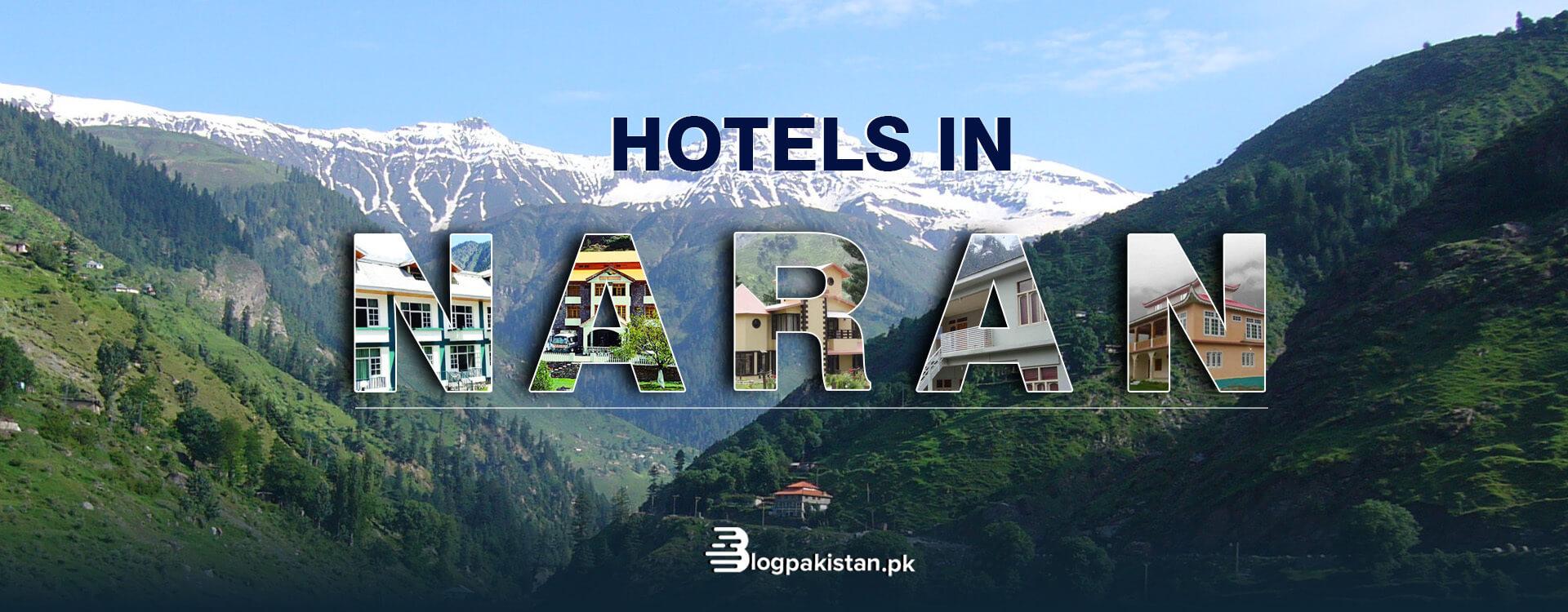 hotels in Naran