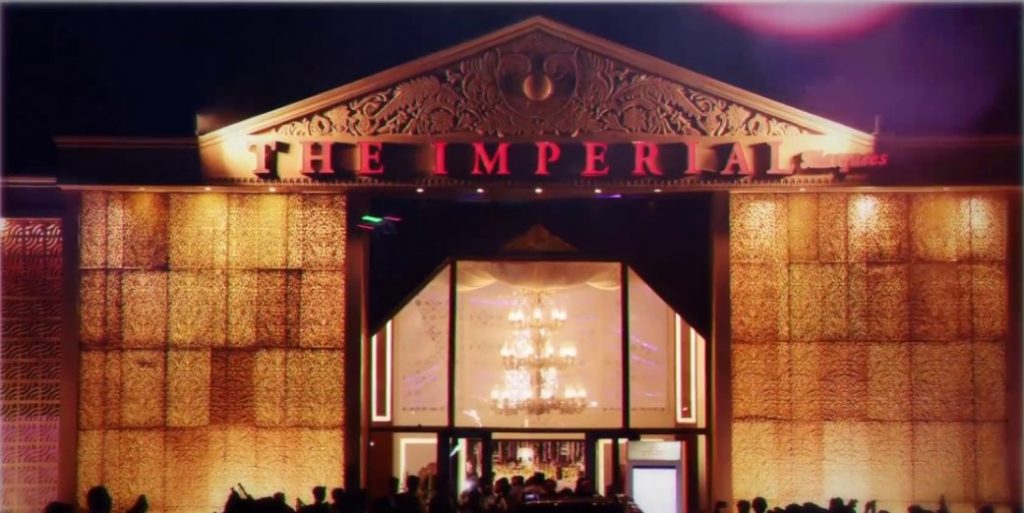 Imperial Marquee