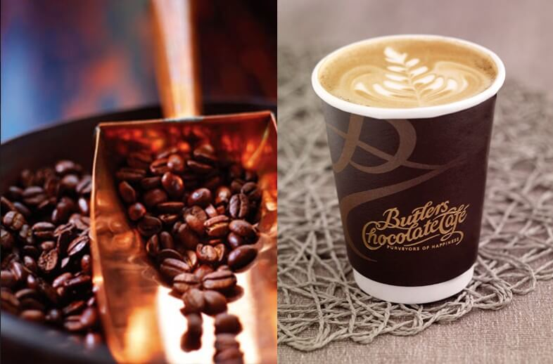 Butlers Chocolate Café