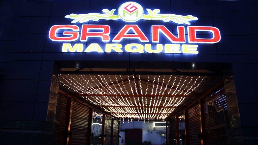 Grand Marquee Peshawar