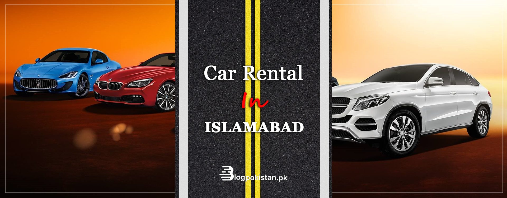 Car Rental in Islamabad