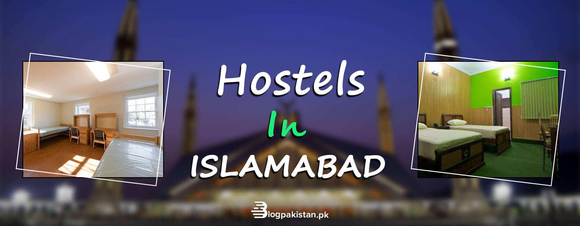 hostels in Islamabad
