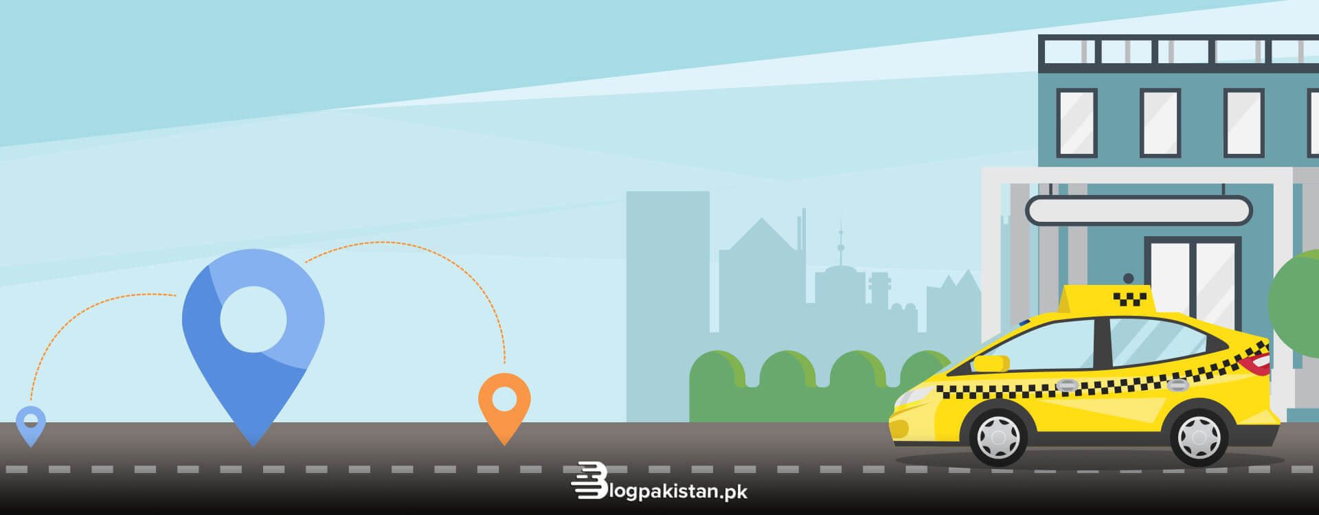 Pick and drop services in Lahore