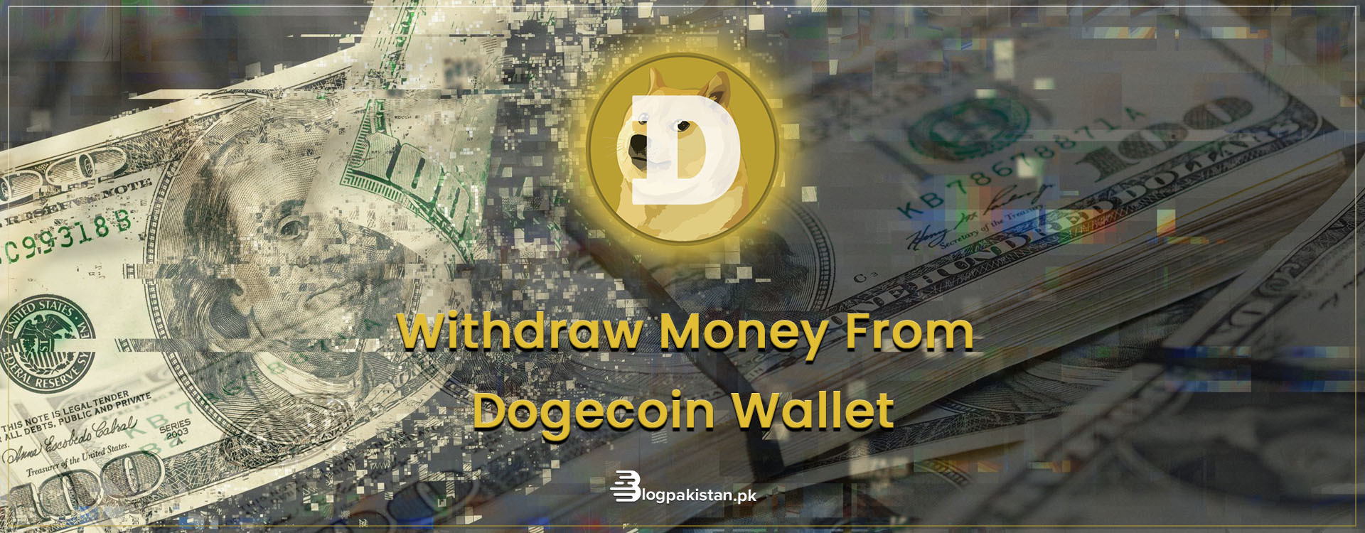 How to Withdraw Money From Dogecoin Wallet?