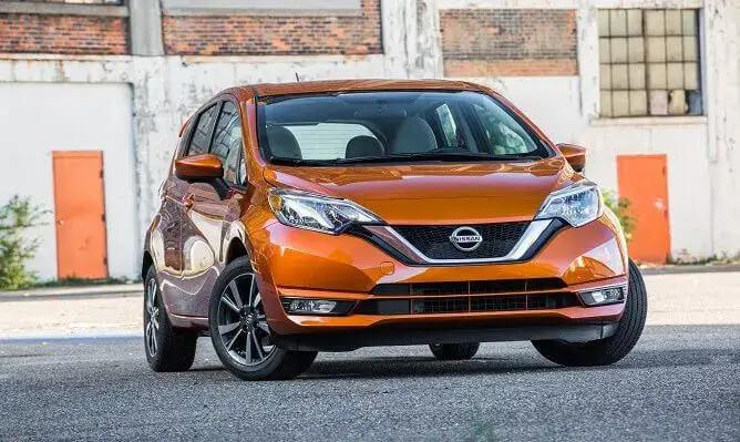 Nissan Note Hybrid
