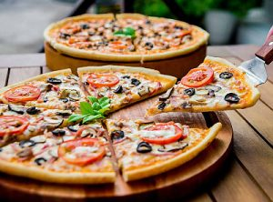 National Pizza Day: Thin Crust Pizza