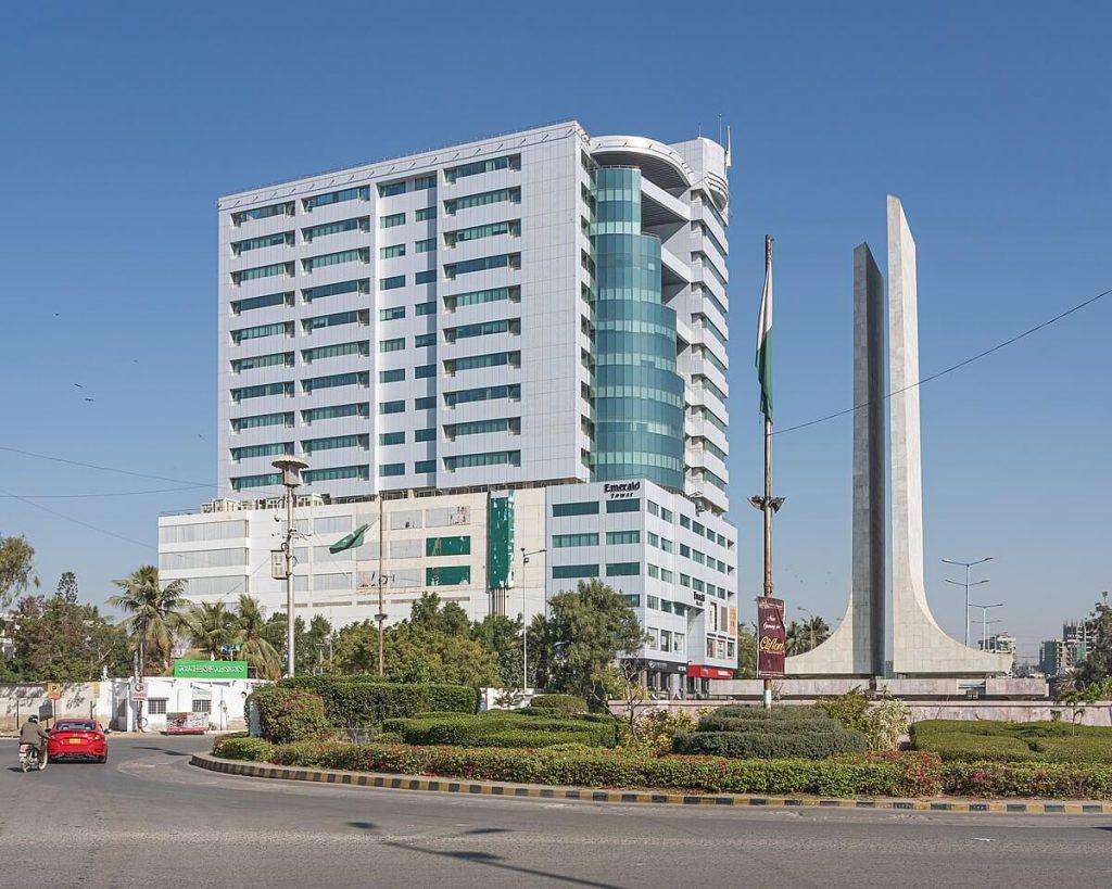 Emerald Tower Karachi