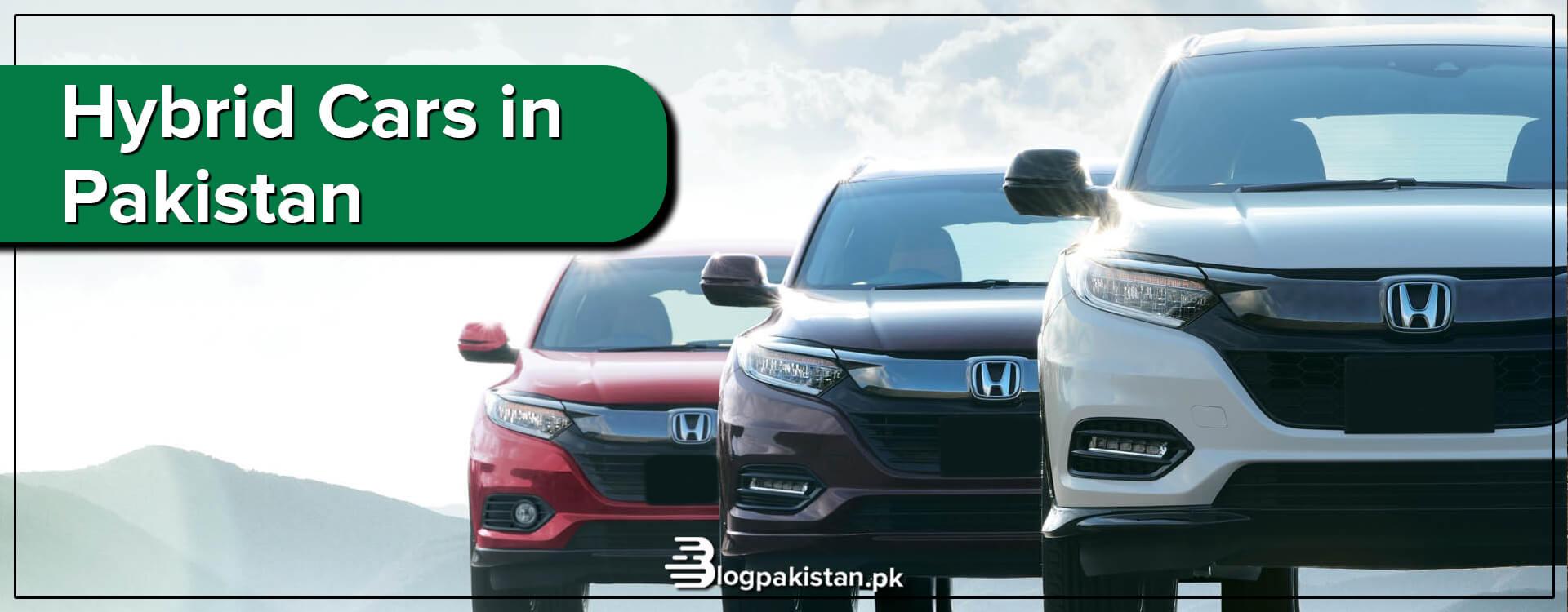 hybrid cars in Pakistan