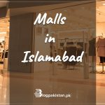 malls in Islamabad