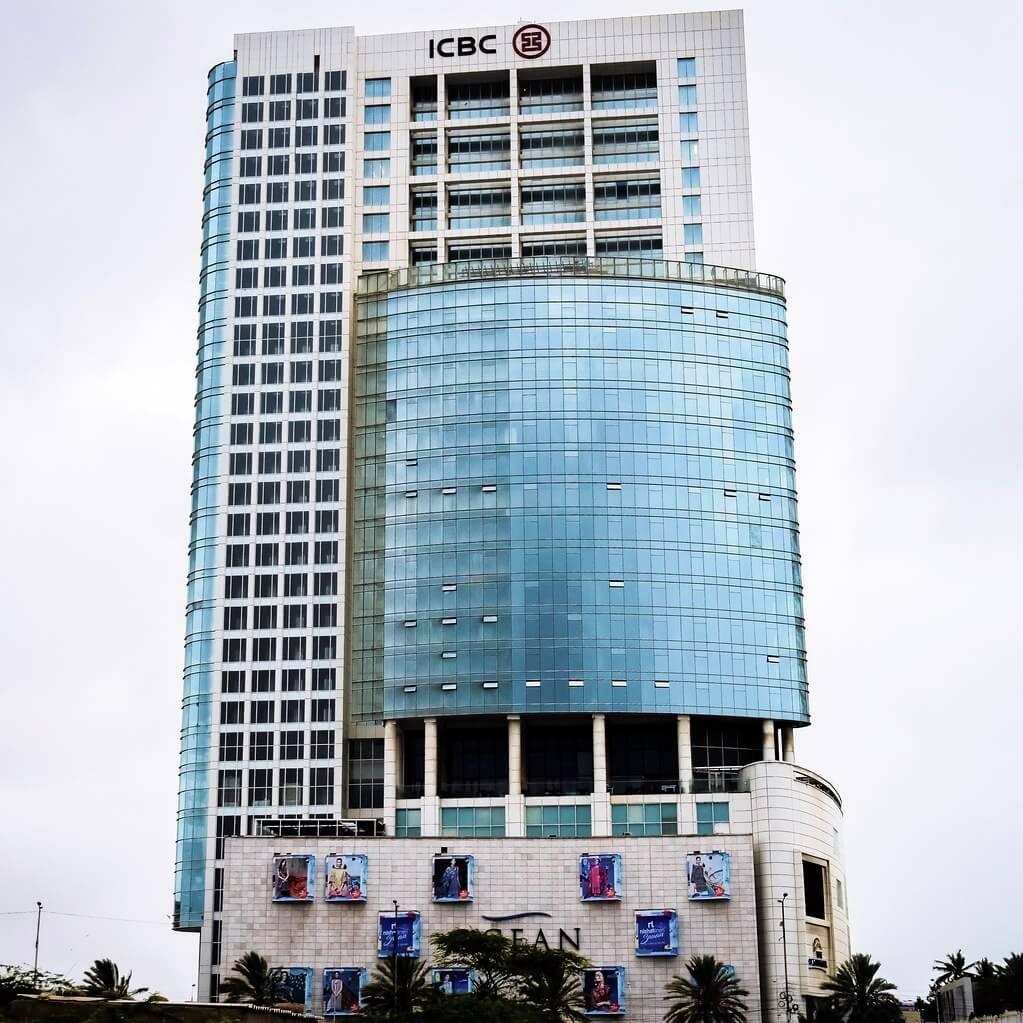 The Ocean Mall Karachi