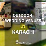 outdoor wedding venues in karachi