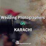 Wedding Photographers in Karachi