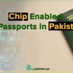 Chip enabled e passport in pakistan