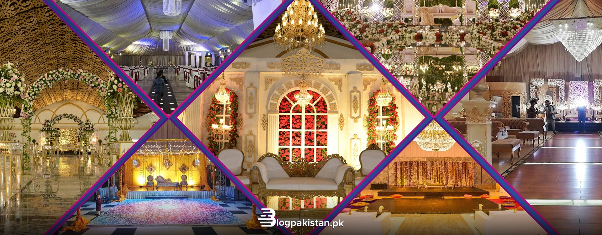 Marriage Halls & Marquees in Rawalpindi
