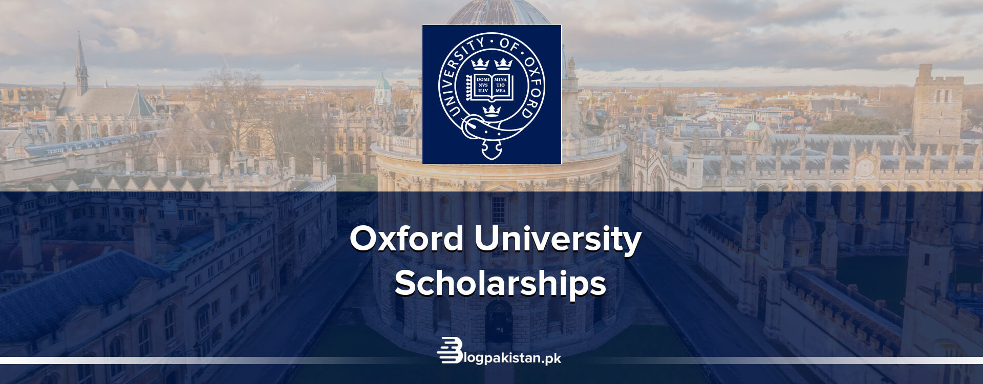 oxford university scholarships and fellowships for Pakistan