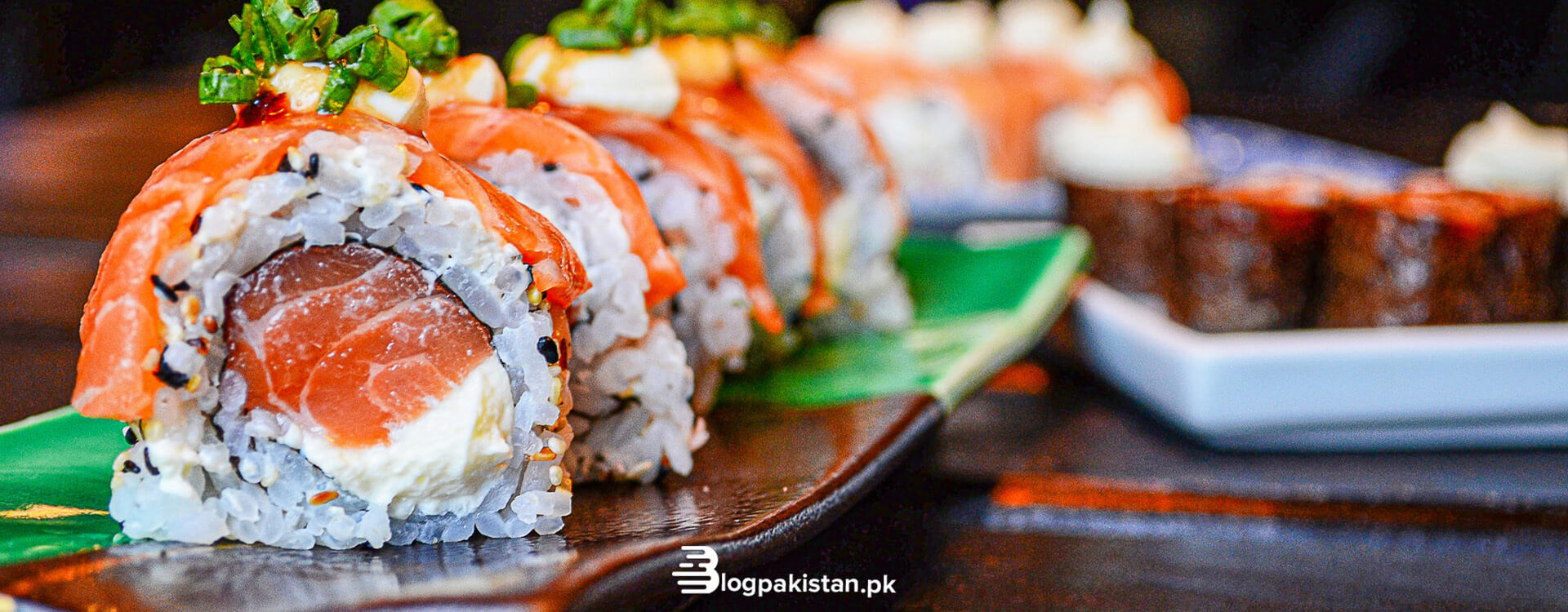 5 Places to Get The Best Sushi in Islamabad