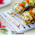 sushi in Lahore