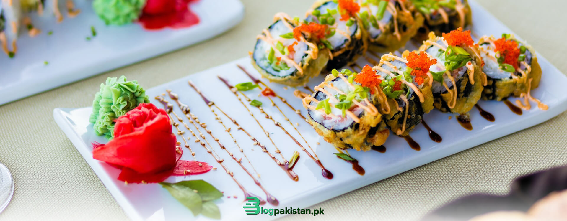 Top 10 Places For a Delectable Sushi in Lahore